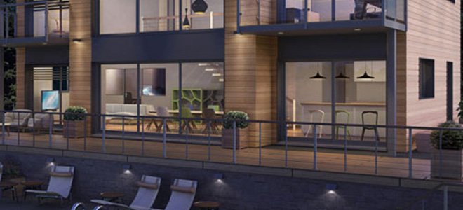maison eco nature ses nouvelles agences. Black Bedroom Furniture Sets. Home Design Ideas